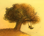 'Acorns' Oak Tree Concept by Gemma Roberts